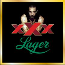 Check out XXX Lager!